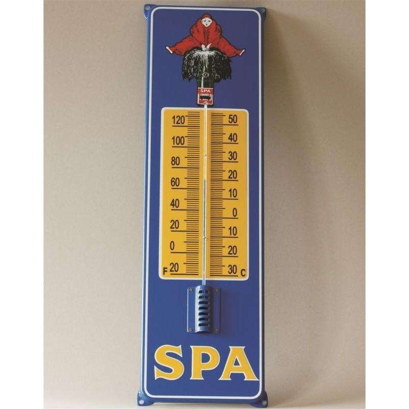 Thermometer 21x75 cm mit Ohren SPA