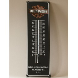 Thermometer 21x75 cm mit Ohren HD