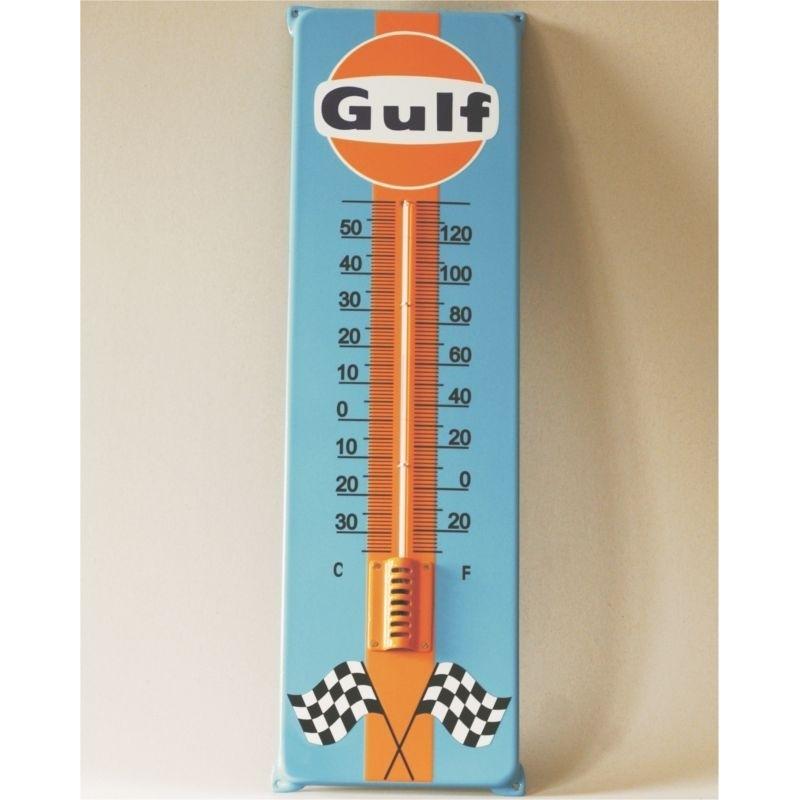 Thermometer 21x75 cm mit Ohren Gulf