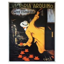 Victoria Arduino Caffe Espresso Emailleschild