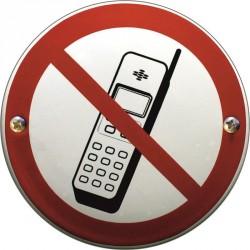 Handy verboten Shild