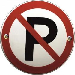 Parkieren verboten Shild