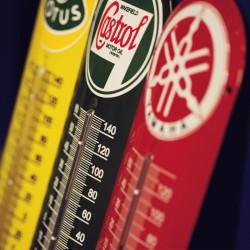 Thermometer Mit Ihrem 12X43CM