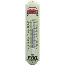 Fiat Emaille thermometer