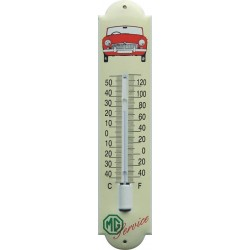 MG Emaille Thermometer 6,5x30cm