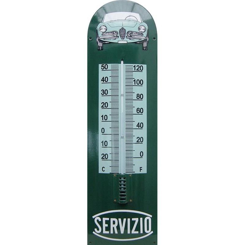Alfa Servicio Emaille Thermometer
