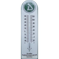 Deutche Emaille Thermometer