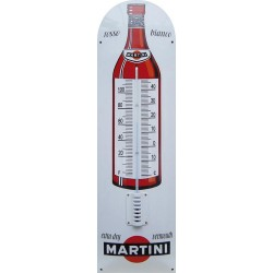 Martini Emaille Thermometer