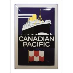 Canadian Pacific Schild
